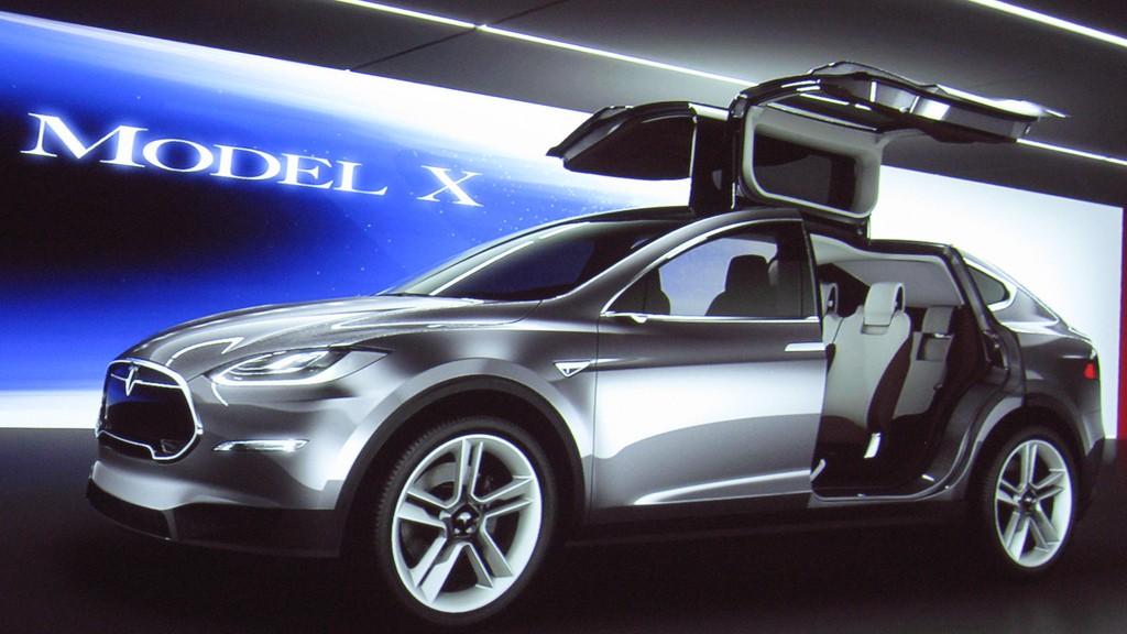 テスラ モデル X