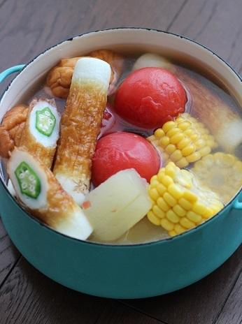 夏おでん鍋