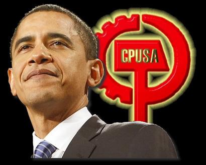 オバマ アメリカ共産党