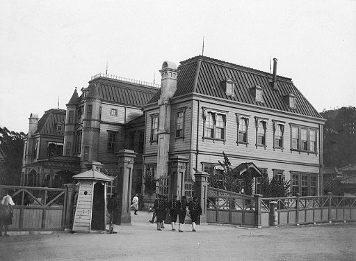統監府庁舎