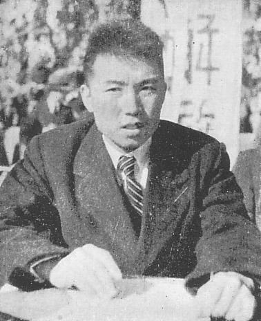 金日成(きんにっせい) 1946年