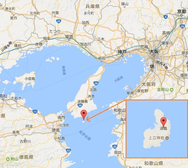 沼島(ぬしま)