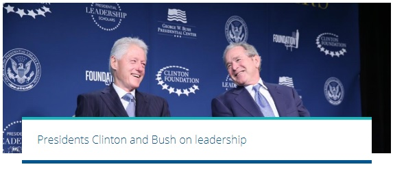 クリントン財団 2