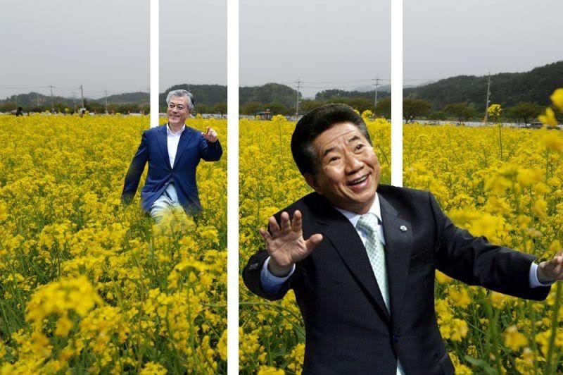 文在寅 盧武鉉 2