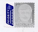 切手20  オランダ