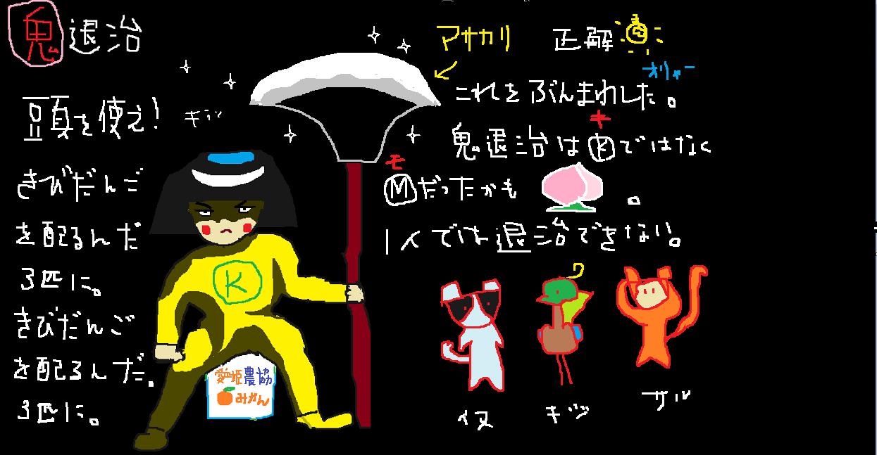 マサカリ正解 - コピー