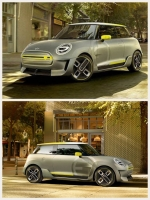 BMW mini electronic 2017
