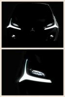 三菱 Y字 ライト
