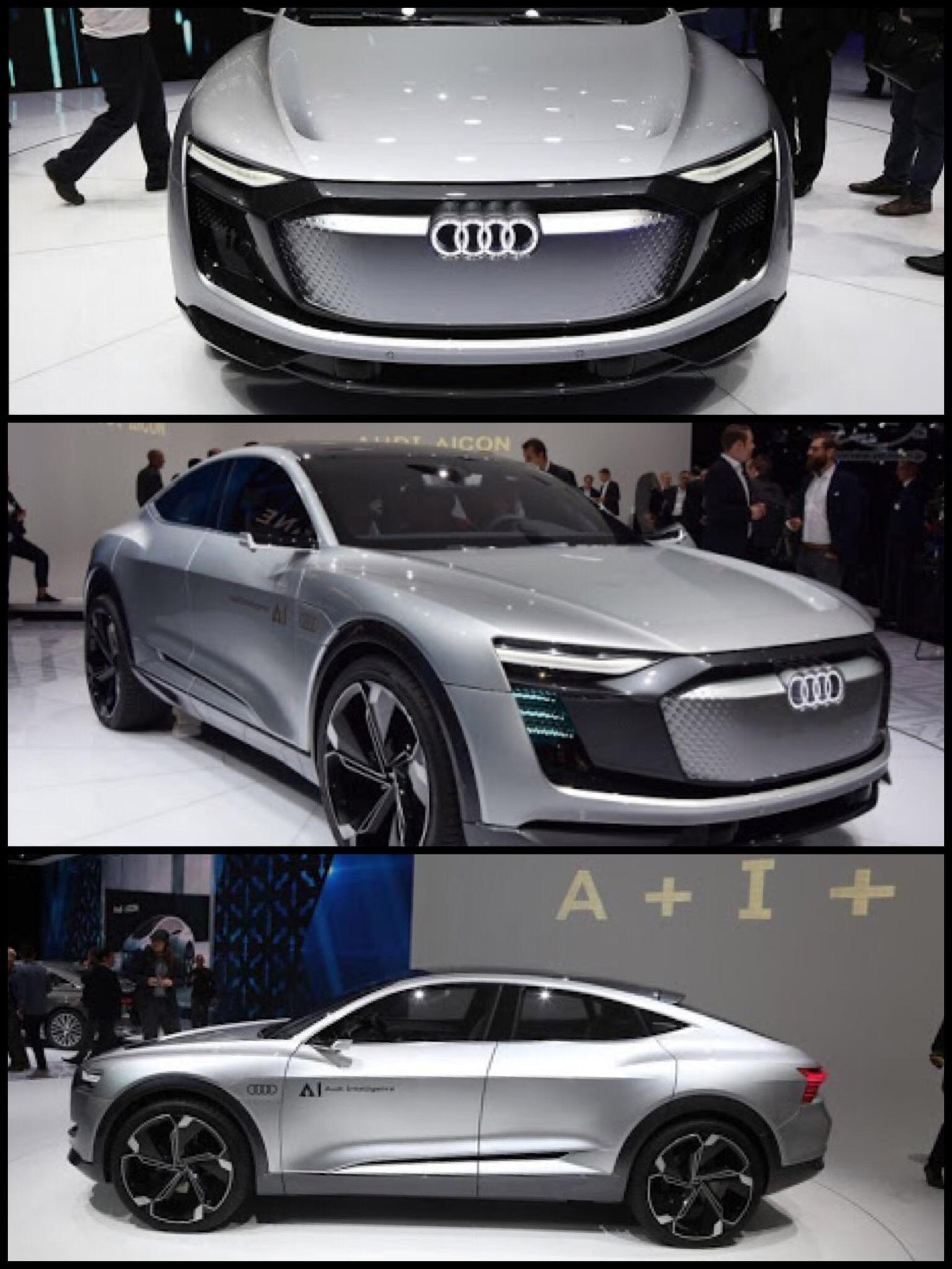 Audi Elaine アウディ エレーヌ