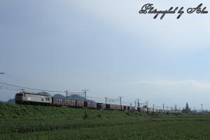 3095レ(=EF510-510牽引)