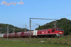 4076レ(=EF510-20牽引)