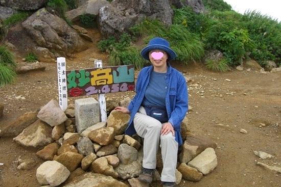 2005年妙高登山