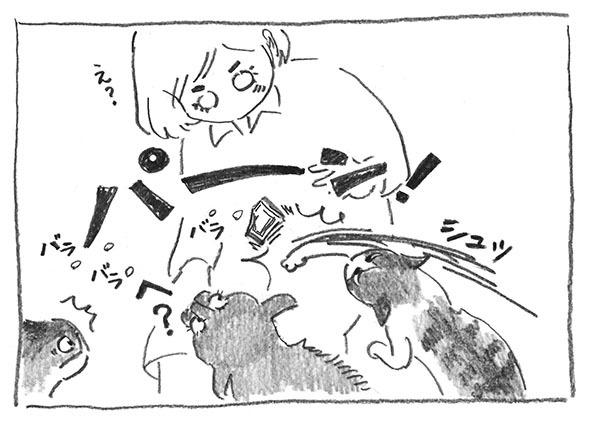 15-突然シュッ