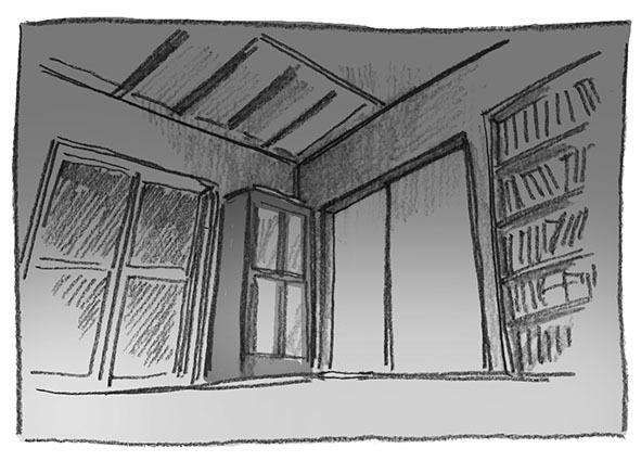 7-静かで真っ暗
