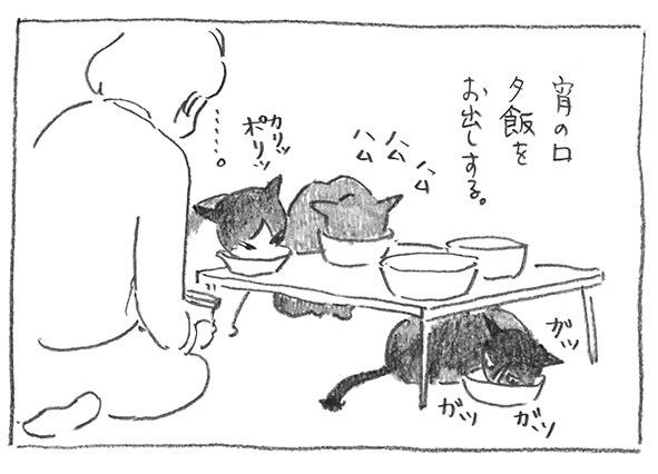 1-食べる