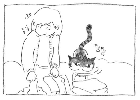 9-李子キョロつく
