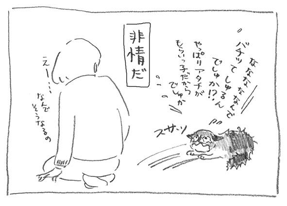 7-非情だ