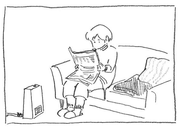 1-新聞読み