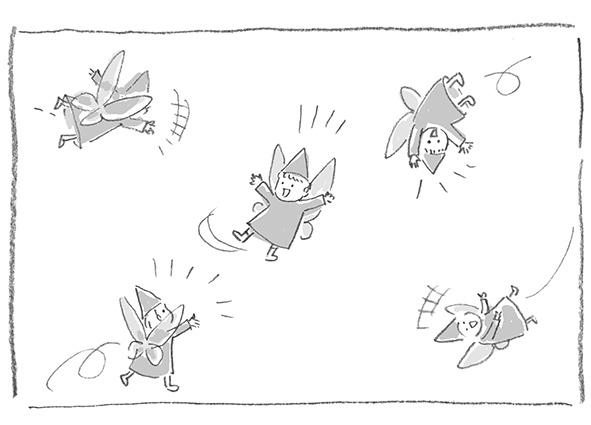 4-妖精正