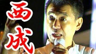 ⑦【2017堺市長選挙】維新をアホの坂田や元AKB元NMBらが応援!