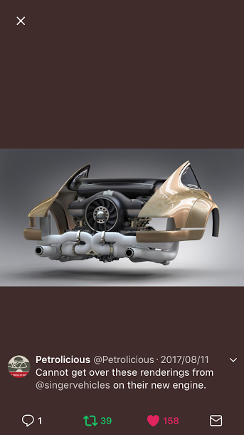 PorscheポルシェSinger_Renderings1_20170819