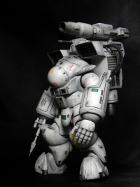 ドルバック 1/24 パワードアーマー 高機動強襲型 ダンク&キューピッ
