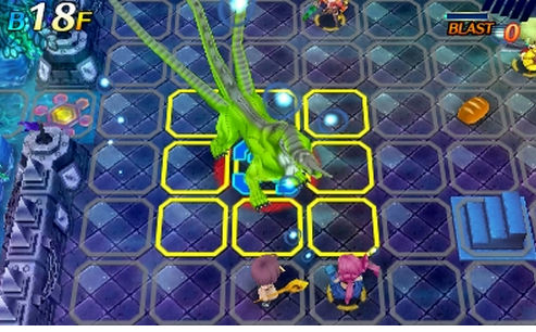 【世界樹と不思議のダンジョン2 攻略】 第8迷宮 湖中の回廊 要注意モンスター 【セカダン2】