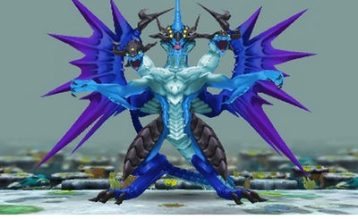 【世界樹と不思議のダンジョン2】 クリア後 三竜クエ 青き竜討伐依頼 氷嵐の支配者 攻略 【セカダン2】