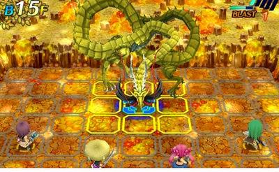 【世界樹と不思議のダンジョン2】 クリア後 三竜クエ 黄竜を倒して! 雷鳴と共に現る者 攻略 【セカダン2】