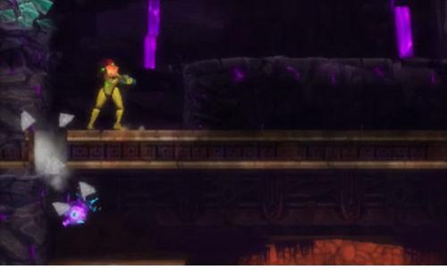 【メトロイド サムスリターンズ】 最初のエリア SURFACE(サーフェス) 攻略 【Metroid Samus Returns】