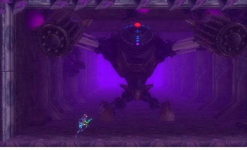 【メトロイド サムスリターンズ】 エリア6 マップと攻略 オメガメトロイド戦 巨大警備ロボット戦 【Metroid Samus Returns】