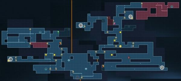 【メトロイド サムスリターンズ】 エリア4 マップと攻略 ゼータメトロイド戦など【Metroid Samus Returns】