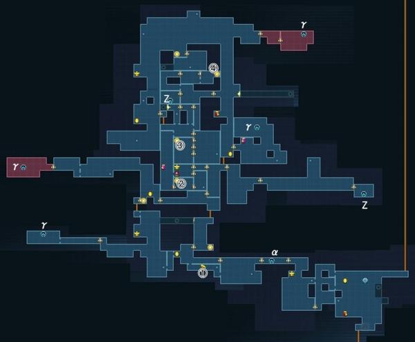 【メトロイド サムスリターンズ】 エリア5 マップと攻略 【Metroid Samus Returns】
