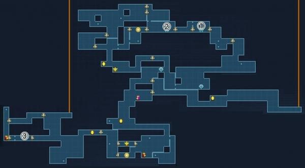 【メトロイド サムスリターンズ】 エリア6 マップと攻略 オメガメトロイド戦 ディガーノート戦 【Metroid Samus Returns】