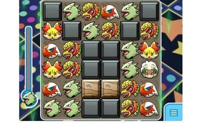 【ポケとる攻略】『カプブルル』のハイパーチャレンジ カプブルルの能力は『ブロックブレイク』!