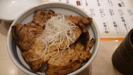 いっぴん 豚丼