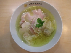 らぁ麺屋 飯田商店【弐】-7