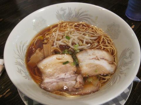 喜久味本店(醤油ラーメン)