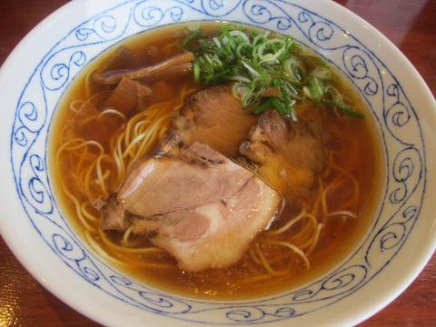 香風食堂(中華そば)