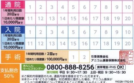 保険証2017更新5