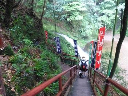 阿寺の七滝41