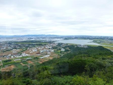 蔵王山展望台28