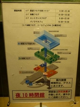 蔵王山展望台29