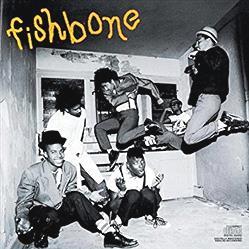 『フィッシュボーン』という黒人ロックバンド