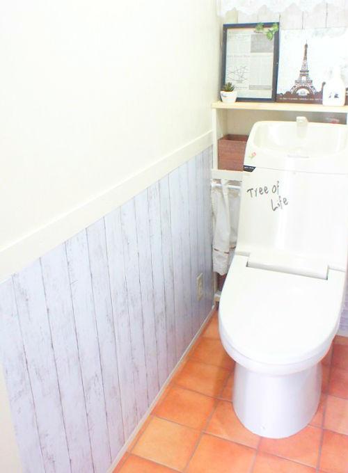 シート トイレ リメイク