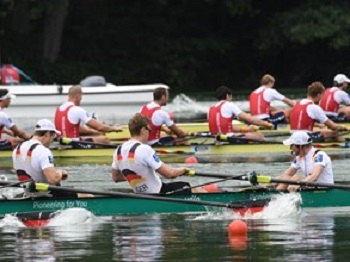 2017 World Rowing Cup 3 Germany Eight World Rowing