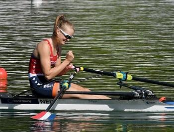 オランダLW1X マリーケ・カイザー World Rowingより