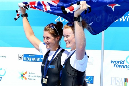 NZ W2- Sギャラ―、Bプレンダーガスト World Rowingより