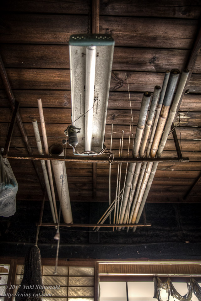 天井スペースの有効活用