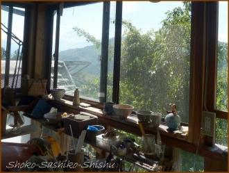 20170924  陶芸  2    山梨のアトリエで